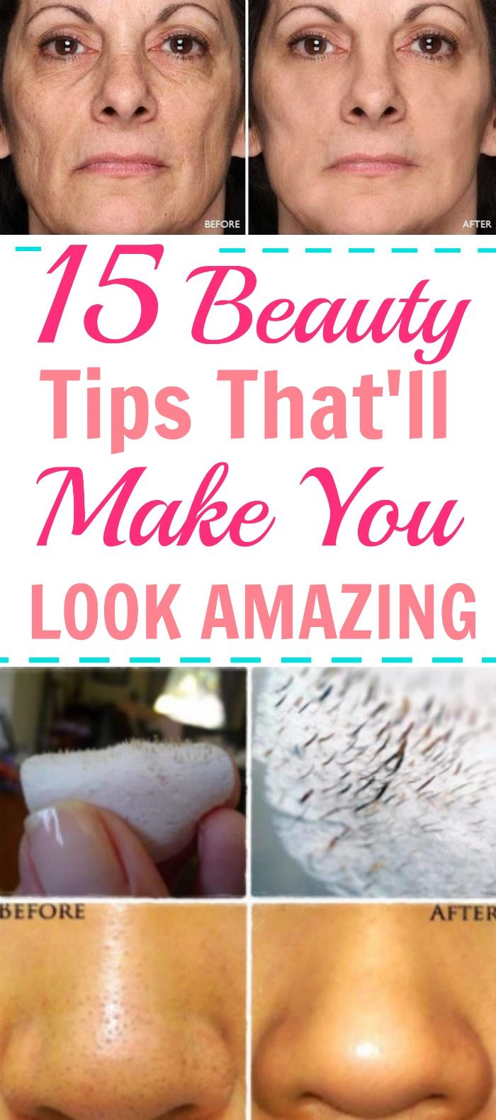 15 Amazing Beauty Hacks For Your Major Problem Areas. Fantastic list of beauty hacks! I love how most of them are DIY and home remedies. I'm glad I found this!