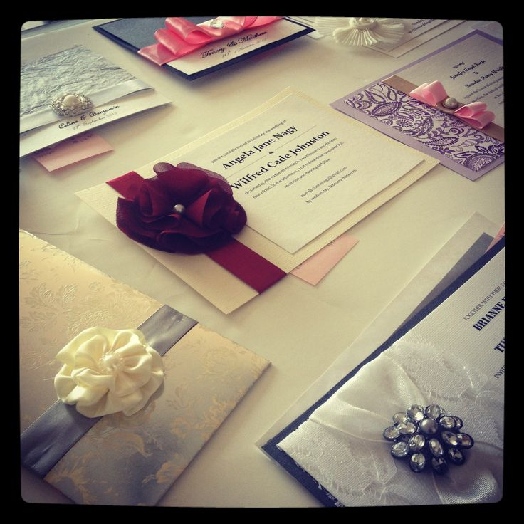 """Our """"models"""" are ready for a phtoshoot coming up! #Vancouver #wedding #invitations #handmade http://www.blisspaper.com"""