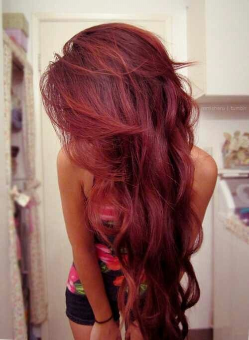 Cherry Coke Redplumburgundy Black SO Excited To Dye My Hair This Color