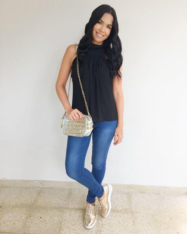 Mu00e1s de 25 ideas increu00edbles sobre Tenis dorados en Pinterest | Zapatillas panchas Zapatillas ...
