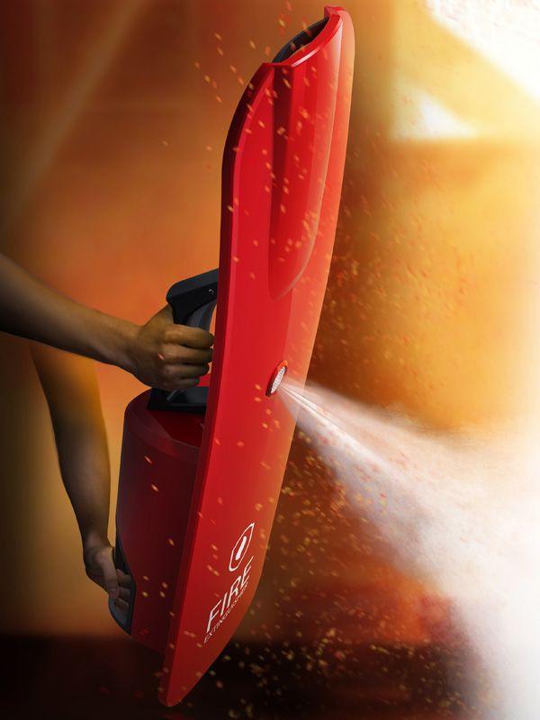 Genius! Shield Extinguisher – Fire Extinguisher