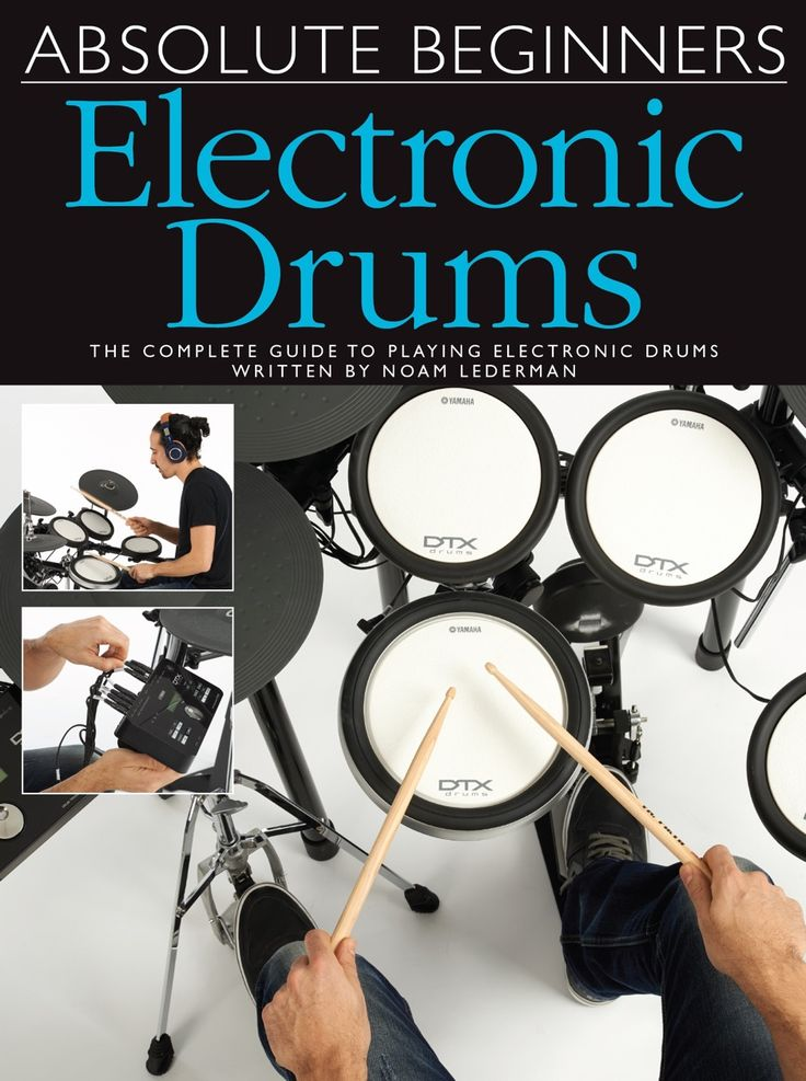 ?Absolute Beginners Electronic Drums , Ad, Electronic