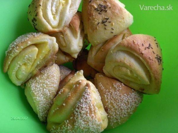 Juhoslovanské koláče slané - Recept