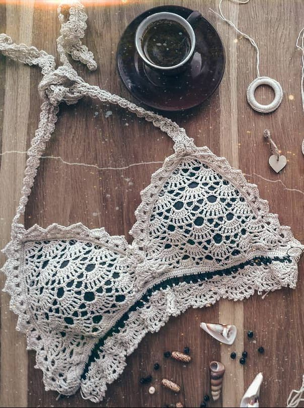 Crochet bikini patterns free