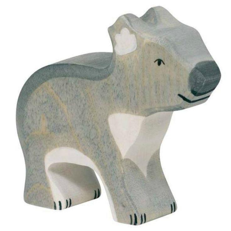 Wooden Koala Holztiger Toy | Worldwide shipping www.minizoo.com.au