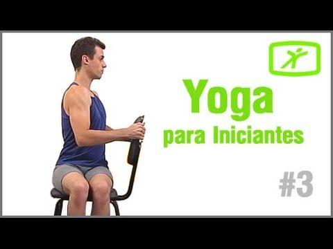 Aula de Yoga para Iniciantes - #3 - Para Acalmar a Mente e Corpo - YouTube