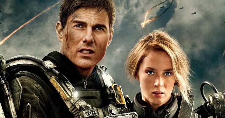 'Edge of Tomorrow 2' Moves Forward with 'Race' Writers -- 'Frankie & Alice' writers Joe Shrapnel and Anna Waterhouse are taking on the script for for Tom Cruise's 'Edge of Tomorrow 2'. -- http://movieweb.com/edge-of-tomorrow-2-writers-joe-shrapnel-anna-waterhouse/