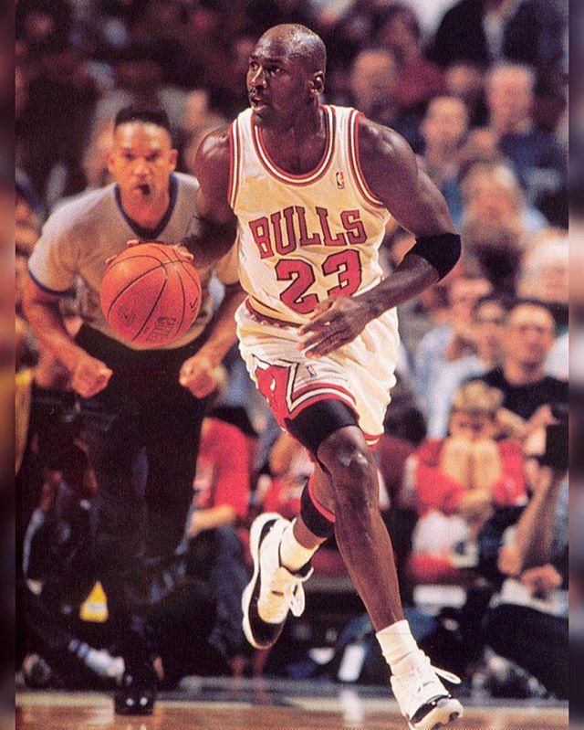 Michael Jordan (@michaelairnessjordan23