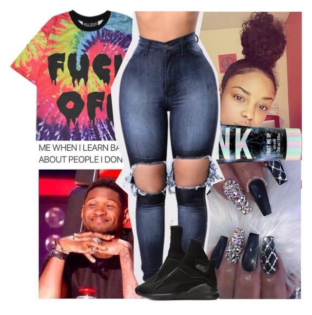 """Puma Contest"" by issaxmonea ❤ liked on Polyvore featuring Puma"