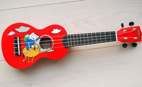 how to play adventure time on ukelele