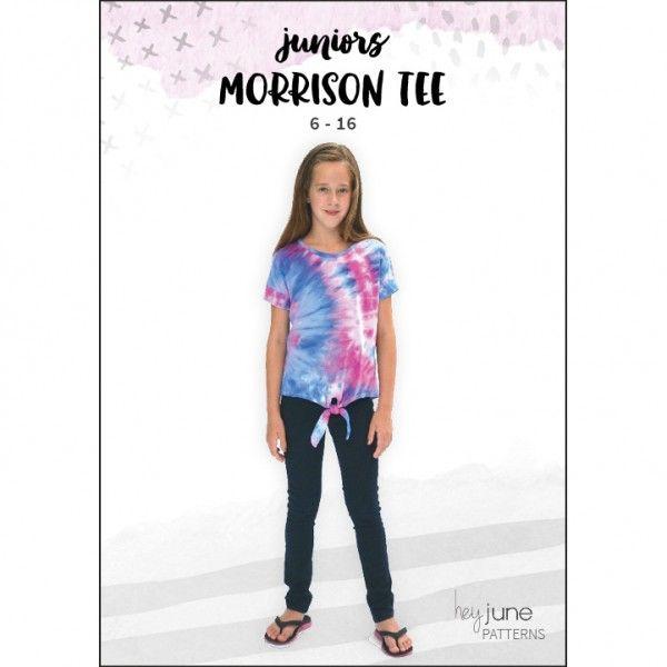 Morrison Tee from Hey June Handmade