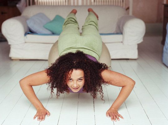 Too Cold to Run? Burn 250 Calories With This 30-Minute Circuit