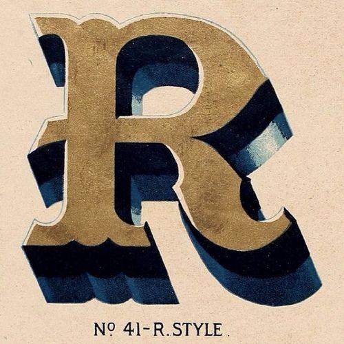 R _ letter.
