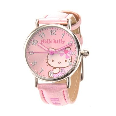 HELLO KITTY WATCHES-HKFR231-L.PK-11 S$15.00 on Singsale.com.sg