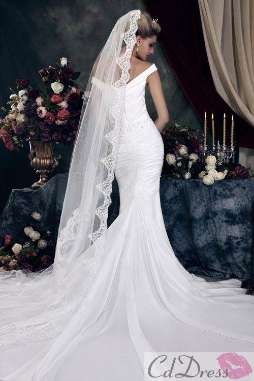 Ideas for a wedding. Luxury Dress 2013-2014