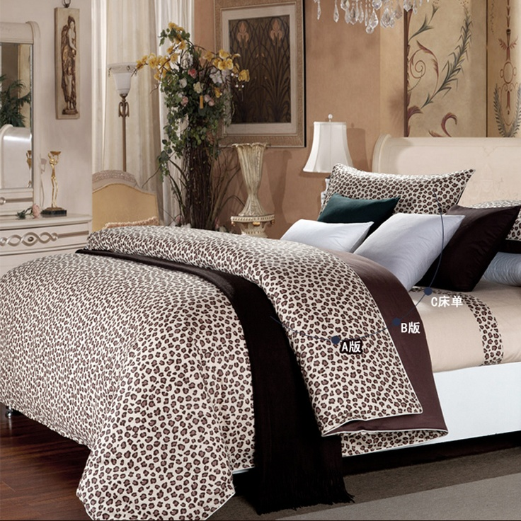 17 Best Images About Cheetah Print Bed Set On Pinterest