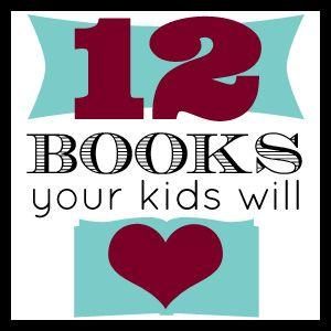 12 books kids will love: Kid Books, Kids Books, Babies Kids, Children S Books, Childrens Books, Children Books, Books For Kids