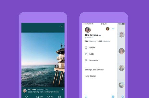 """Inilah Tampilan Baru Twitter for iOS """"Lebih Ringan dan Mudah Digunakan"""" - http://situsiphone.com/inilah-tampilan-baru-twitter-for-ios-lebih-ringan-dan-mudah-digunakan/"""