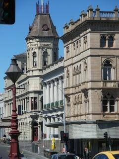 Lydiard Street, Ballarat, Victoria, Australia.