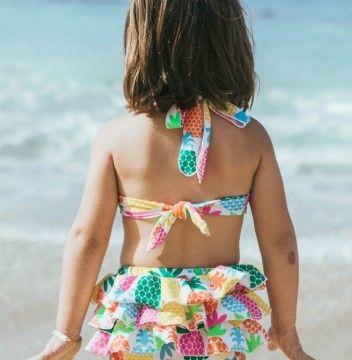 Bikini - Pineapple2 - 500H