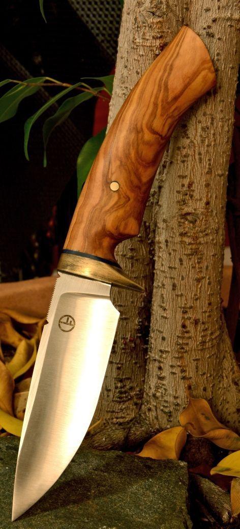 Livio Franti knifemaker, Monfalcone, Gorizia, Italia -
