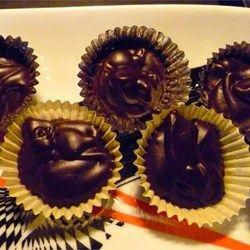 Twilight Dark Chocolate Truffles