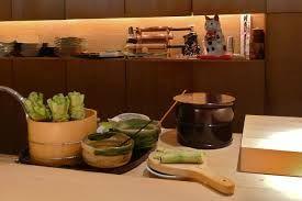 Aoki at Les Amis Restaurant, Singapore