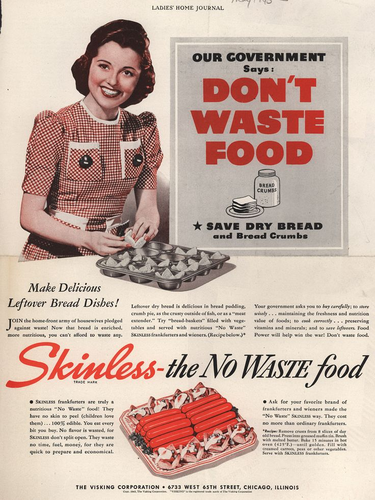 War Time Ad