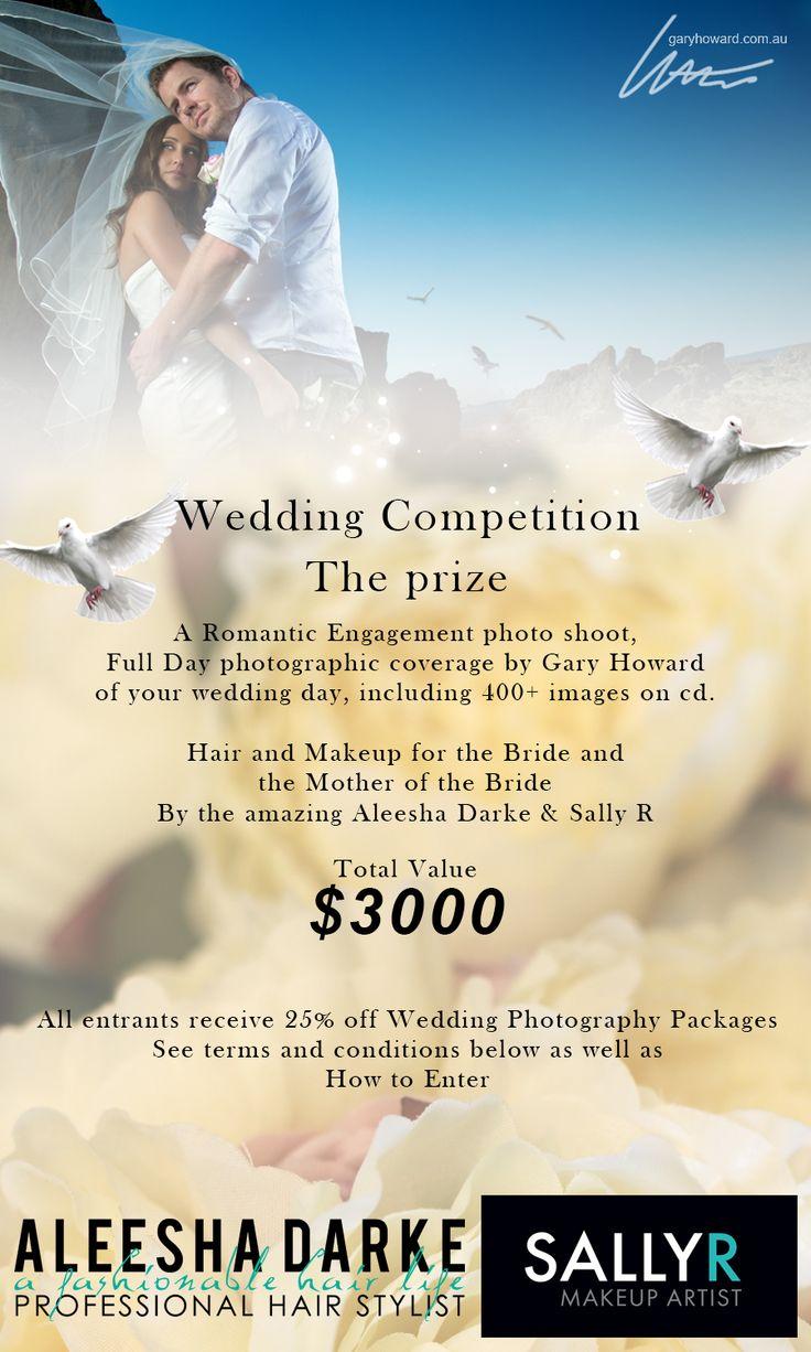 www.garyhoward.com.au  2012 Wedding Competition