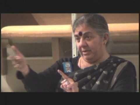 TalkingStickTV - Vandana Shiva - Justice Begins With Seeds