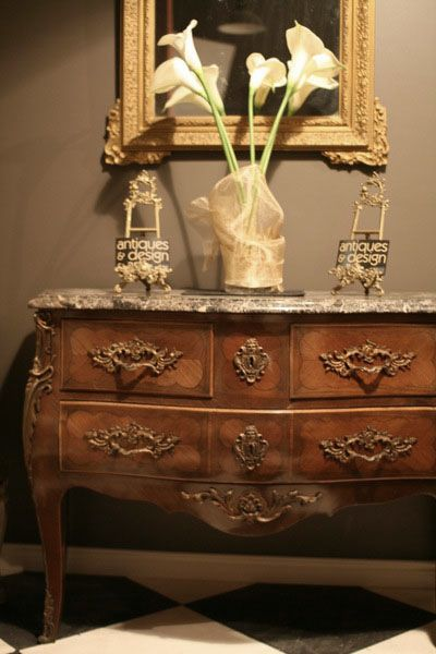 French chest of drawers from Atelier Emerald