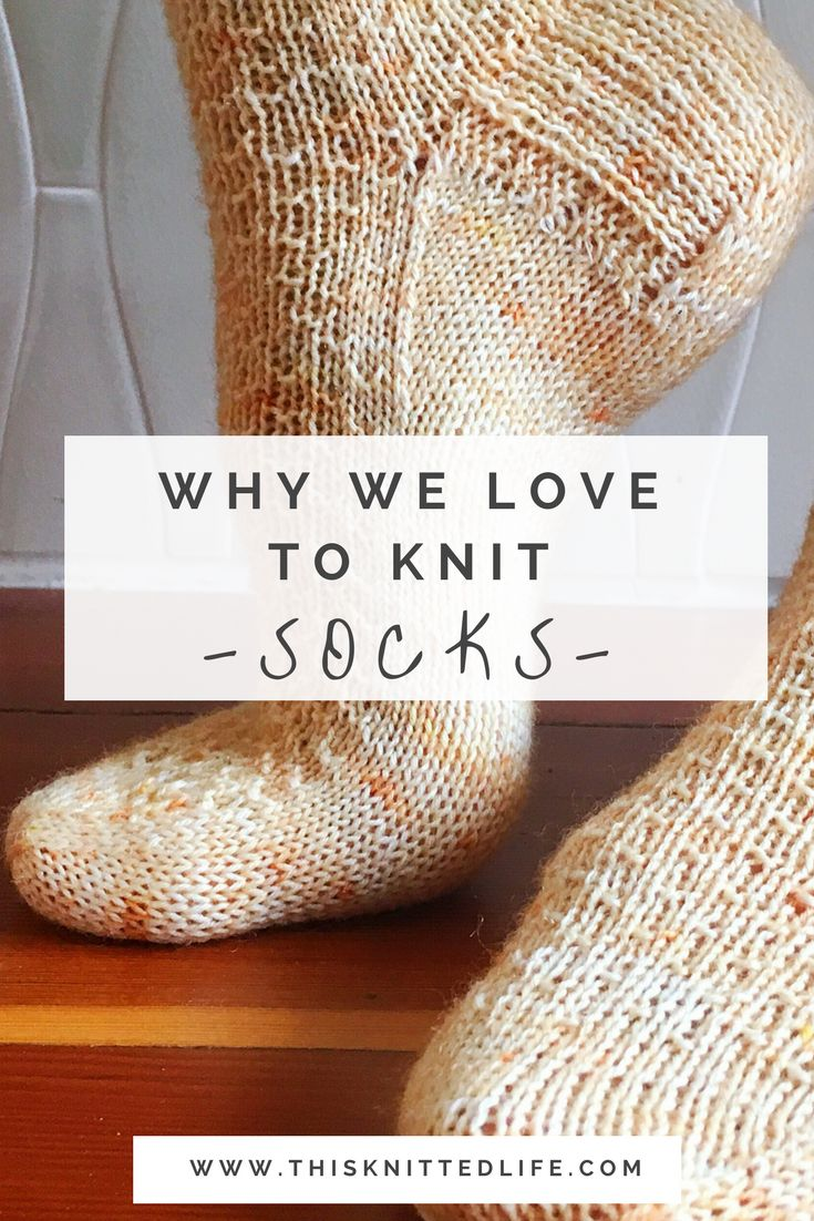 I spend a lot of time writing about knitting. It's kind of what happens when you have a knitting blog. Through the course of my own craft, I have noticed there is one variant of knitting, more so than any other, that really draws knitters out of the wood work: knitting socks. I've found it …