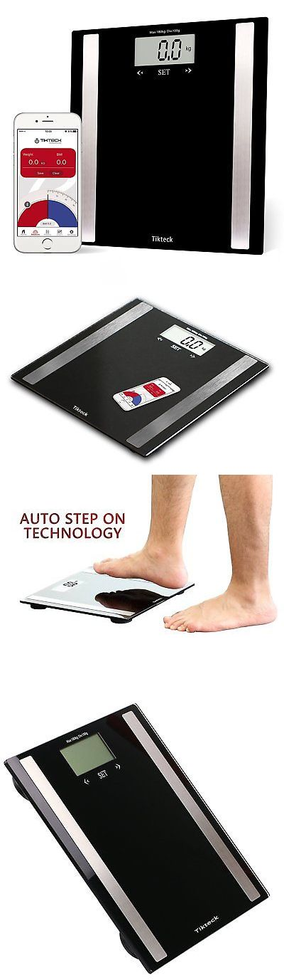 Scales: Body Fat Monitor Composition Smart Scale Bluetooth Weight Electronic Android Ios -> BUY IT NOW ONLY: $62.78 on eBay!