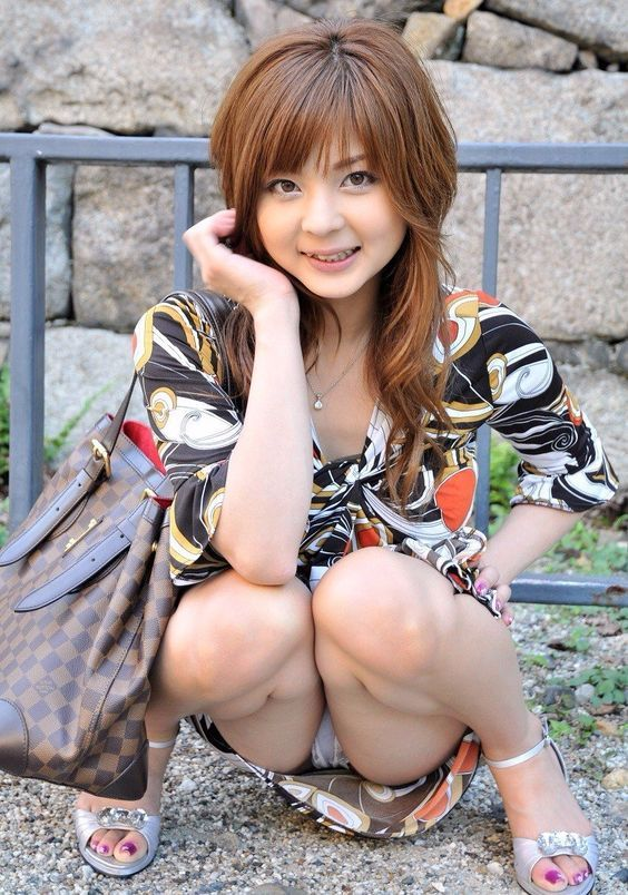 Upskirt In Tokyo Street  Cangcut  Pinterest  Tokyo -4937