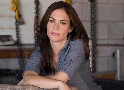 Maggie Siff from Sons of Anarchy.
