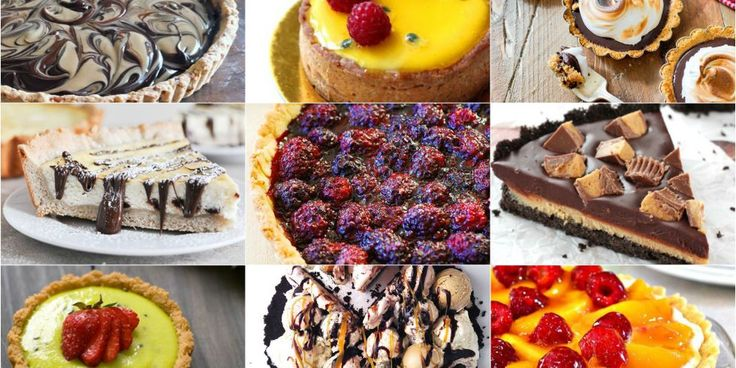 The 50 Most Delish Dessert Tarts