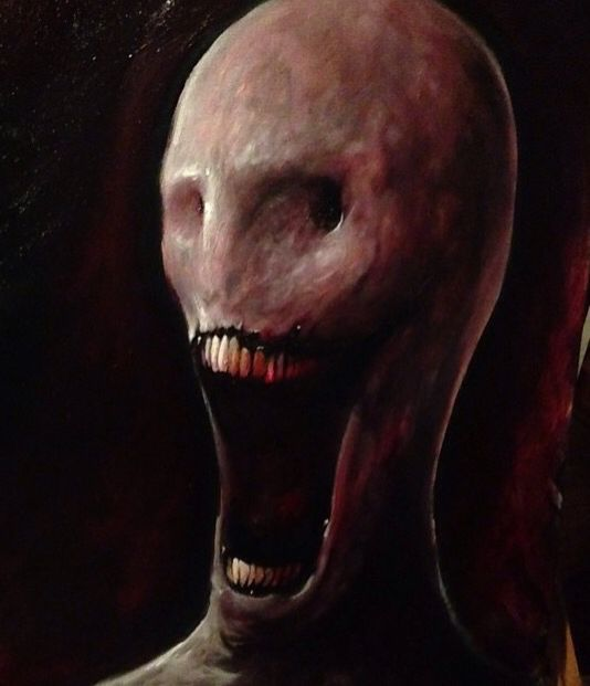Image result for scary painting in IT