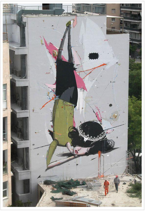 15 Massive Street Art Murals Around the World - My Modern Metropolis