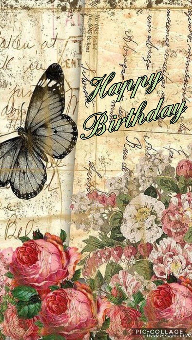698 Best Happy Birthday Images On Pinterest Happy Brithday