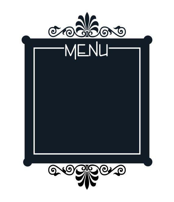 Best 25 Menu Chalkboard Ideas On Pinterest