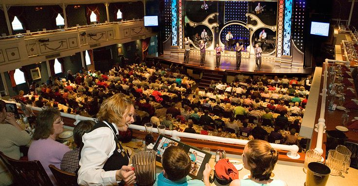 Showboat Branson Belle - Branson Dinner Shows and Cruises On Table Rock Lake