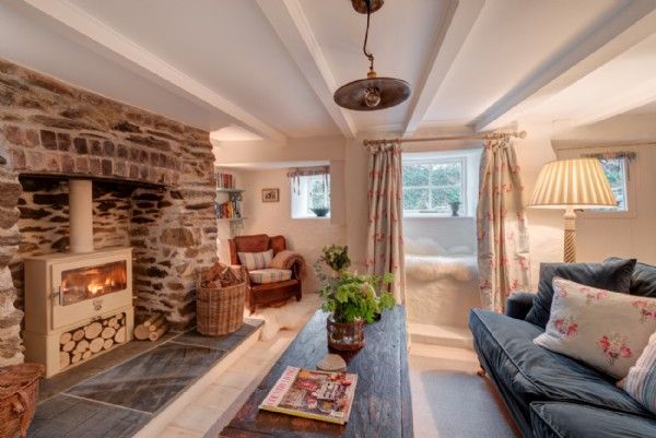 Luxury self-catering holidays in Cornwall never came so cosy!