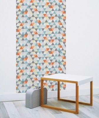 Lilipinso Tapeta na zeď vliesová Kaléidoscope 50 x 250 cm