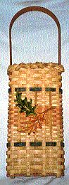 The Country Seat, Inc. - Fall Door Basket Pattern