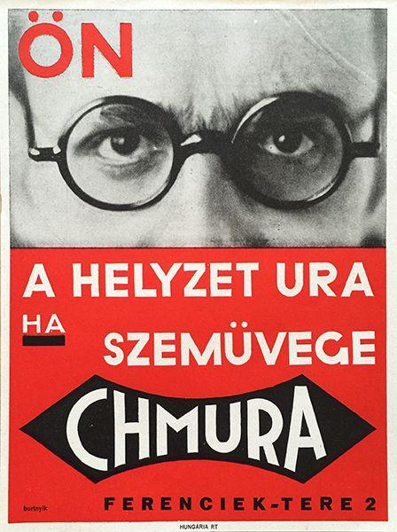 bortnyik chmura avant-garde modernist poster