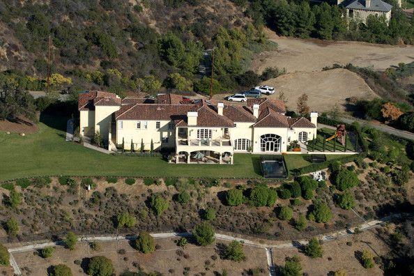 96 Best Celebrity Homes Images On Pinterest Celebrities