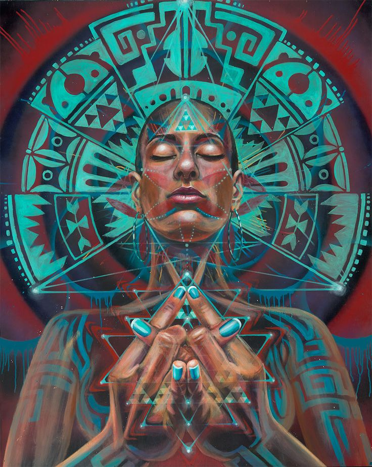 Miles Toland / Sacred Geometry <3