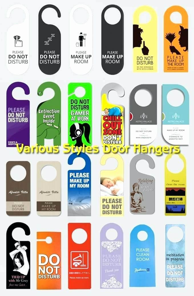 Avery Door Hangers Template Fresh Door Hanger Products Gallery Avery Door Door Hanger Template Templates Template Printable