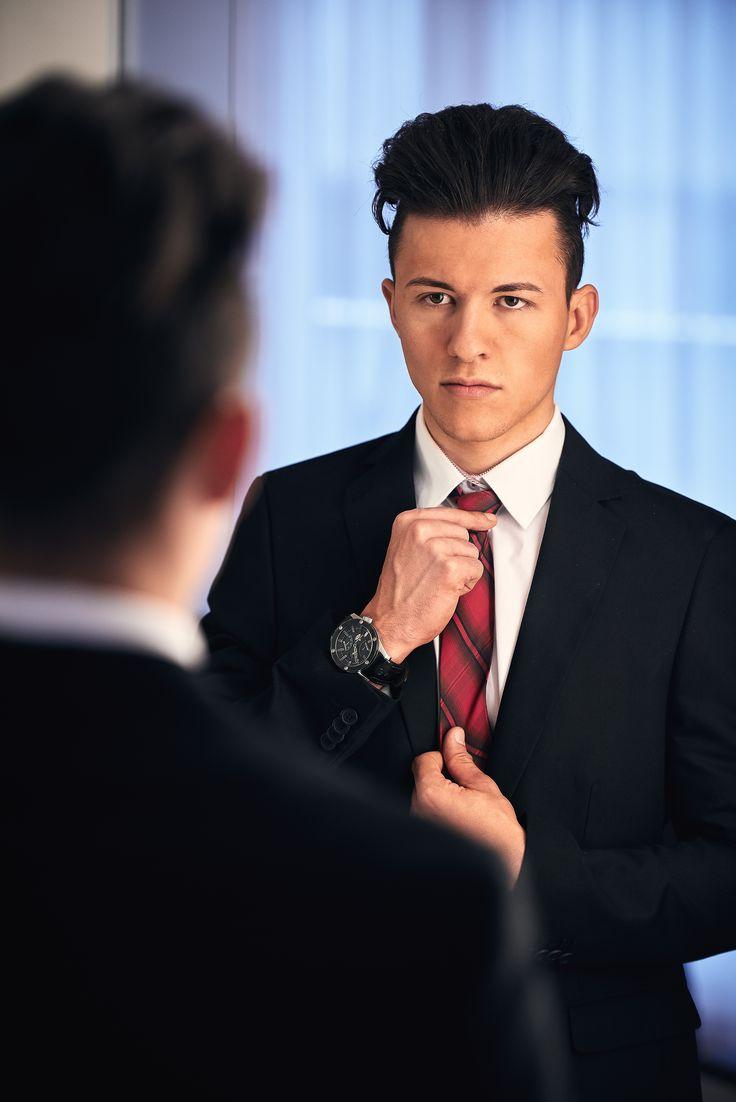 #MisterAustria Kandidat Fabian Lehner in unserer #Zeitgeist #Suite :) #MissWahlen #Model