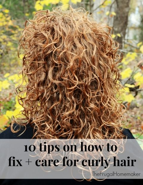 25+ trending Curly Hair Tips ideas on Pinterest - Curly hair care ...